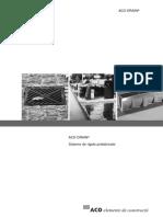 Catalog Tehnic ACO DRAIN