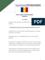 Gramatica rumana