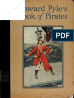 Libro de Piratas, Howard Pyle, 1903