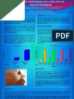 Diabetes Gestacional en el Área Este de Málaga-Axaquía