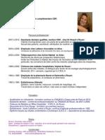Andrieu Christine -Cv - 12.2012