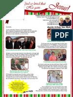 December 2012 Newsletter PDF