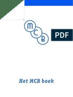 MCB Boek