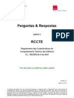 Perguntas e respostas RCCTE versão 20