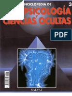 PARAPSICOLOGÍA Y CIENCIAS OCULTAS 3
