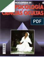 PARAPSICOLOGÍA Y CIENCIAS OCULTAS 4
