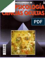 PARAPSICOLOGÍA Y CIENCIAS OCULTAS 5