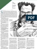 Intervista a Goffredo Fofi - La Repubblica 17.12.2012