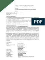AmericanLiterature2007.DeCunto.Programa