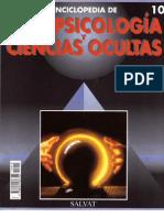 PARAPSICOLOGÍA Y CIENCIAS OCULTAS 10