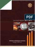 NML Annual Report