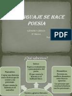 EL LENGUAJE SE HACE POESÍA.ptt