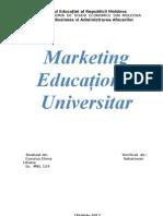 Marketing educational