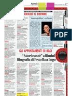 12.12.2012, 'Agenda. Presentazione libro Romagna Liberty di Andrea Speziali', Corriere di Romagna.pdf