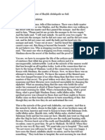 The Mevlevi Discourse of Shaykh Abdalqadir As