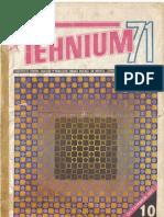 Tehnium Nr 10--1971