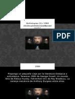 Antiutopías (1)-1984-Roberto Jorge Saller