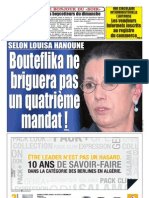 Soir d'Algerie 17122012