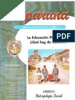 Qiparuna - Boletín informativo N° 4