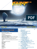 Ray Gun Revival magazine, Issue 50