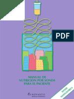 MANUAL DE NUTRICIÓN POR SONDA PARA EL PACIENTE