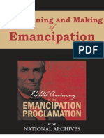 The Meaning and Making of Emancipation
