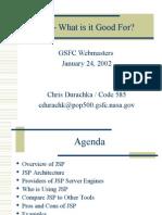 JSP Presentation