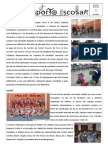Folha Informativa Desporto Escolar CBA