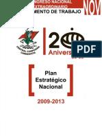 Plan Estretegico 2009 - 2012