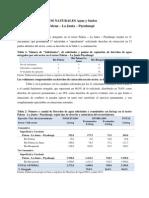 AGUAS y SUELOS Informe Sector Palena – La Junta – Puyuhuapi
