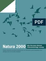 Natura-2000 Jako Kluczowy Element