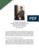 La Falsa Leyenda del 'Abuelo Judío' de Adolf Hitler - Carolyne Yeager