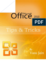 Microsoft Office 2010 Tips and Tricks