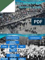 Perilaku Kolektif Dan Gerakan Sosial