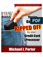 You're Being Ripped Off by Your Credit Card Processor!