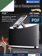 Issue 84 Radio Parts Group Newsletter - December 2012