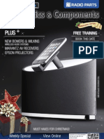 Issue 84 Radio Parts Group Newsletter - December 2012