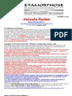 VASSULA RYDEN-TERRY NELSON