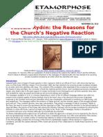 VASSULA_RYDEN-THE REASONS FOR THE CHURCHS NEGATIVE REACTION