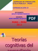 TEORIA COGNITIVA DE BRUNNER