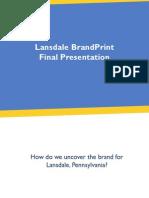 Lansdale Final Presentation