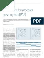 Electrónica/Electricidad-Todo sobre los motores paso a paso (PAP) Parte III- Lic. Edgardo Faletti