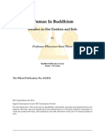 Wh453 - Woman in Buddhism - Dhammavihari Thera