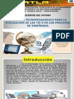 Programa de Capacitación para el Uso de las TICs en el Proceso de Enseñanza (Fase de Investigación)
