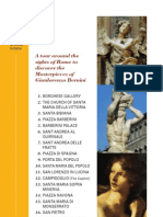 A Tour Around Rome to Discover Masterpieces of Bernini