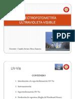 Espectroscopia UV-Vis