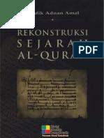 Rekonstruksi Sejarah Al Qur'an