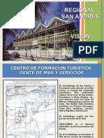 Plan Tecnologico San Andres 2009