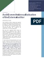 AuditorAssessment