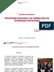 PRESENTACIÓN PNF INTERNADO ROTATORIO